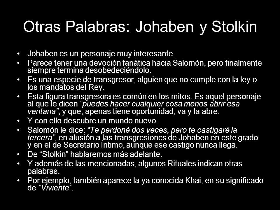Otras Palabras: Johaben y Stolkin