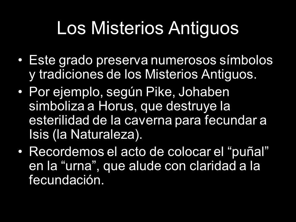Los Misterios Antiguos