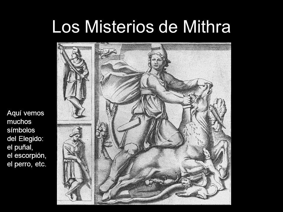 Los Misterios de Mithra