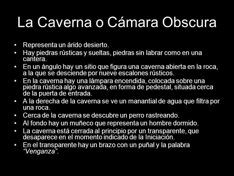 La Caverna o Cámara Obscura