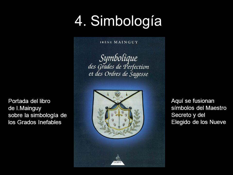 4. Simbología Portada del libro Aquí se fusionan de I.Mainguy
