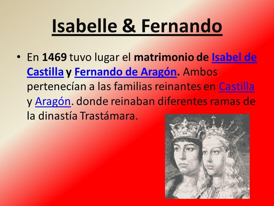 Isabelle & Fernando