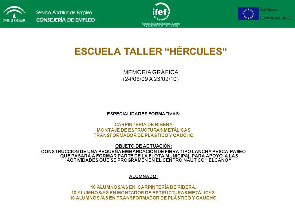ESCUELA TALLER HÉRCULES