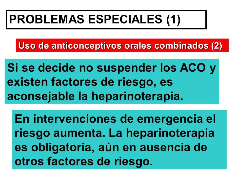 PROBLEMAS ESPECIALES (1)