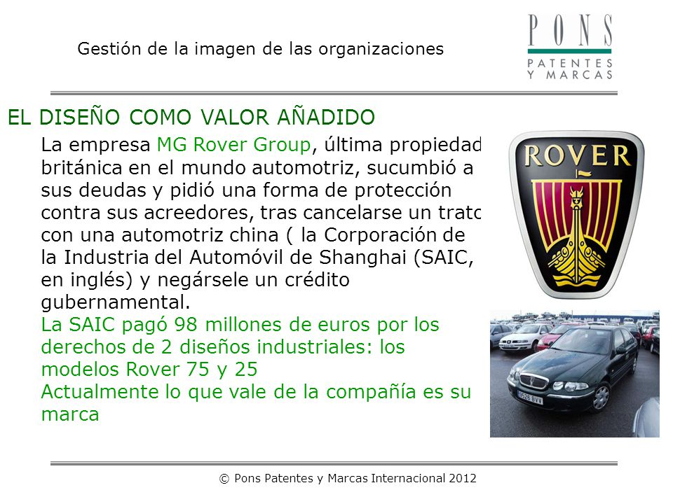 Oficina central glorieta de rub n dar o 4 madrid for Oficina patentes y marcas barcelona