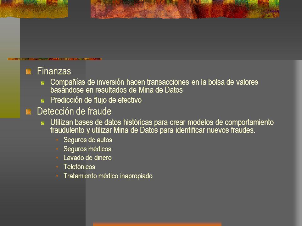 Finanzas Detección de fraude