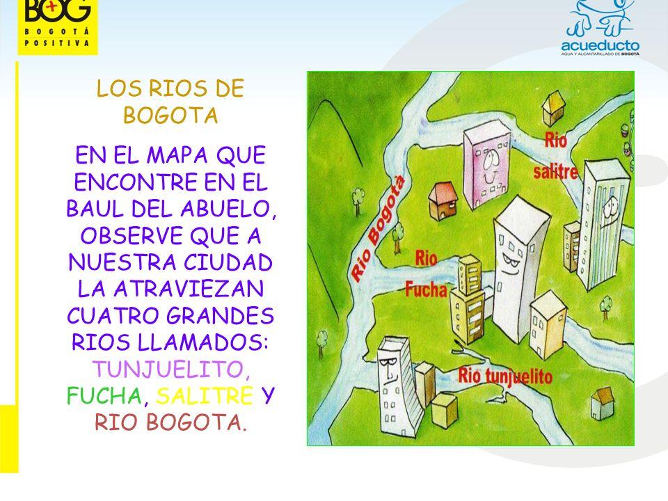LOS RIOS DE BOGOTA
