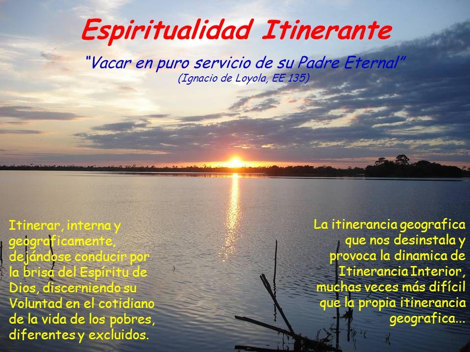 Espiritualidad Itinerante
