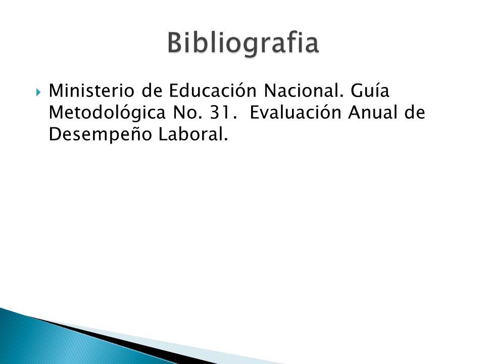 Un referente para gestionar el mejoramiento institucional for Oficina nacional de evaluacion