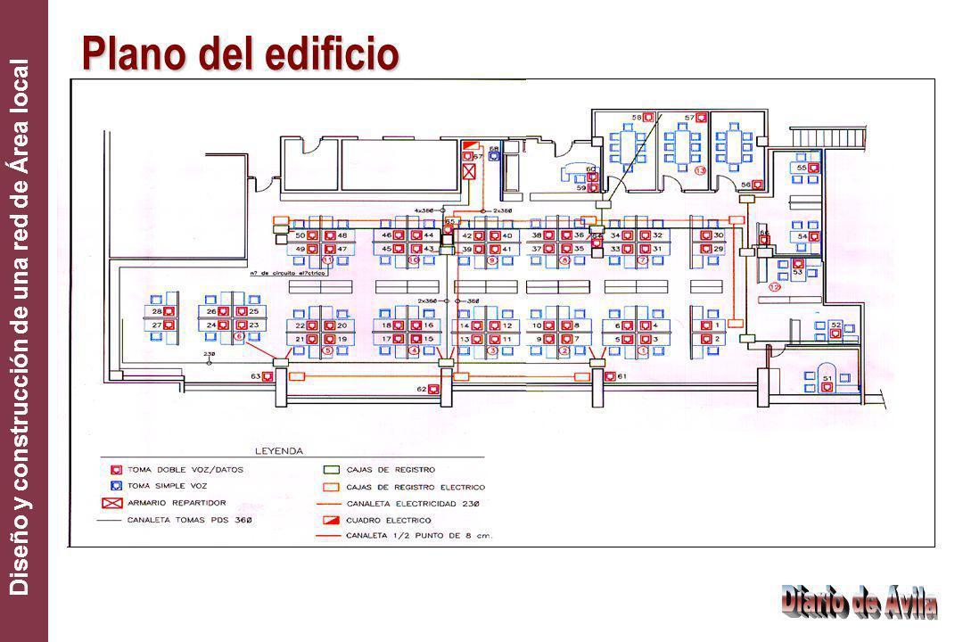 Plano del edificio