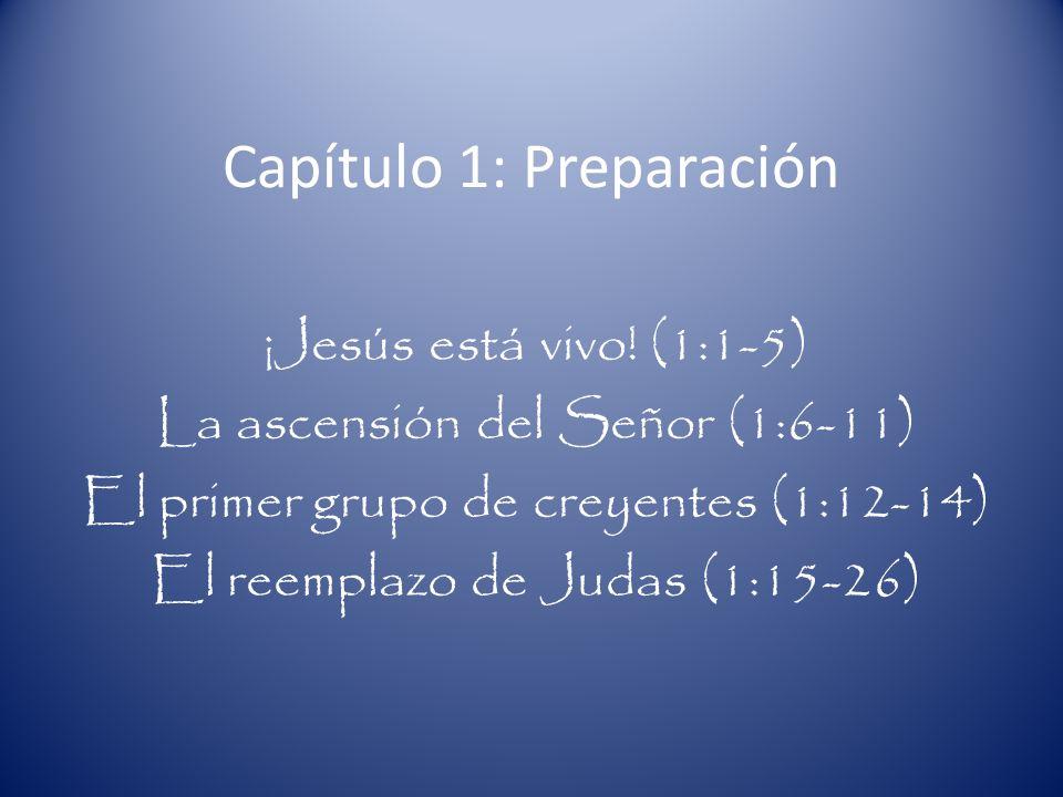 Capítulo 1: Preparación