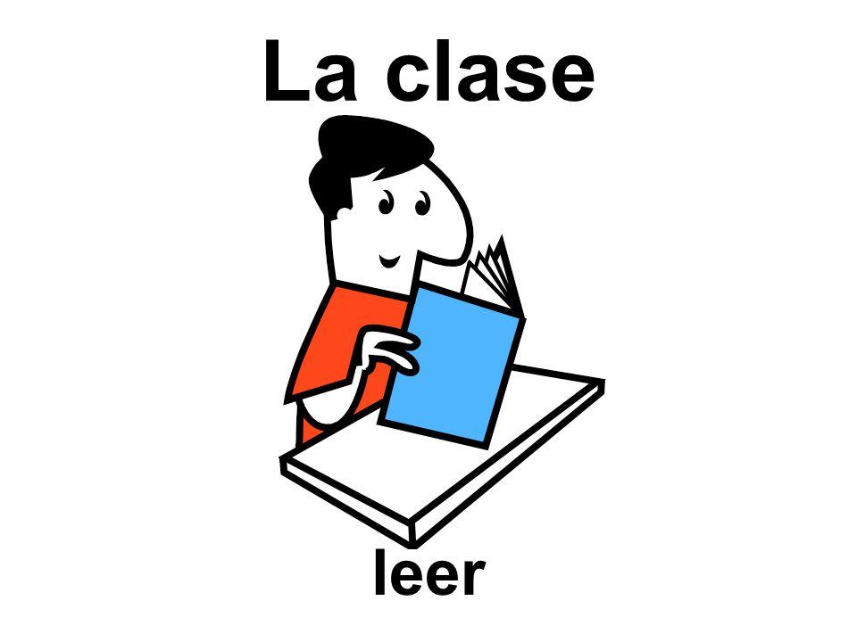 La clase leer