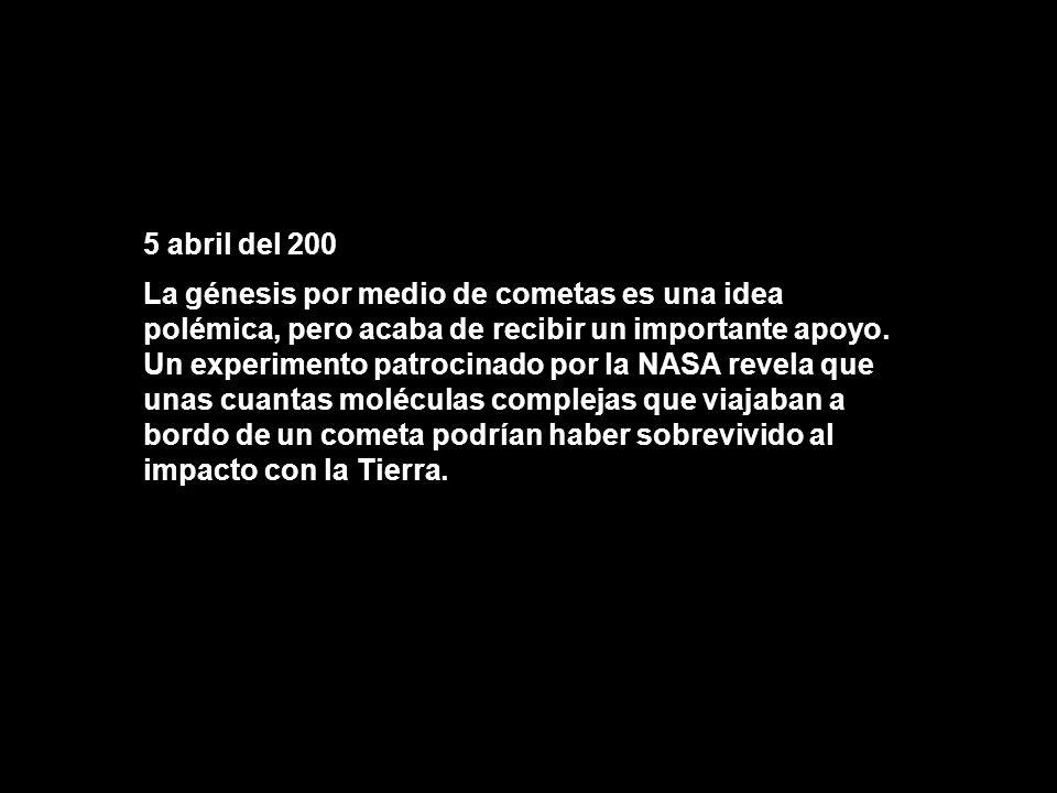 5 abril del 200