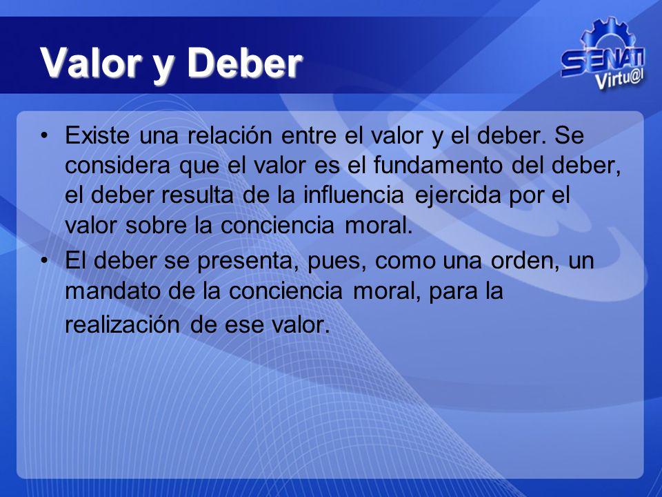 Valor y Deber