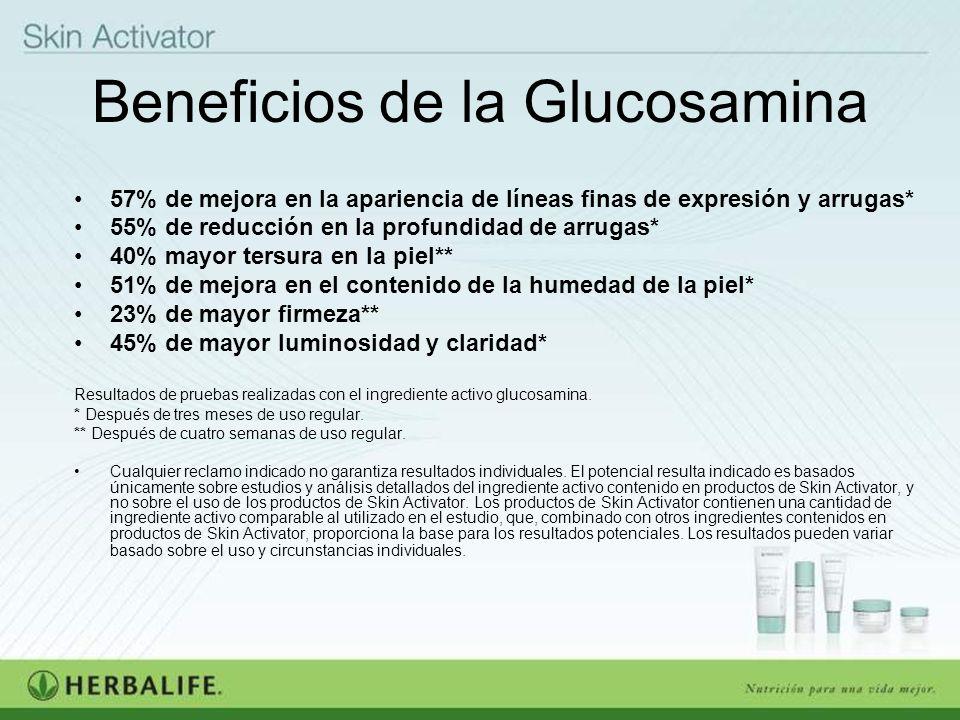 Beneficios de la Glucosamina