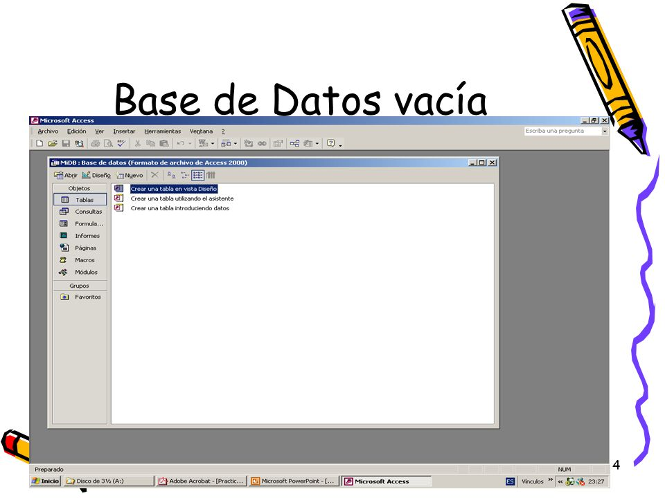 Prácticas de Base de Datos
