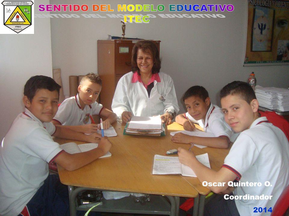 SENTIDO DEL MODELO EDUCATIVO