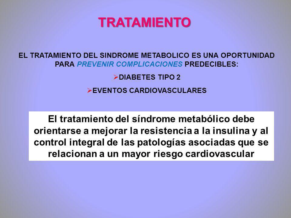 Síndrome Metabólico Síndrome de IR- Síndrome X - ppt descargar