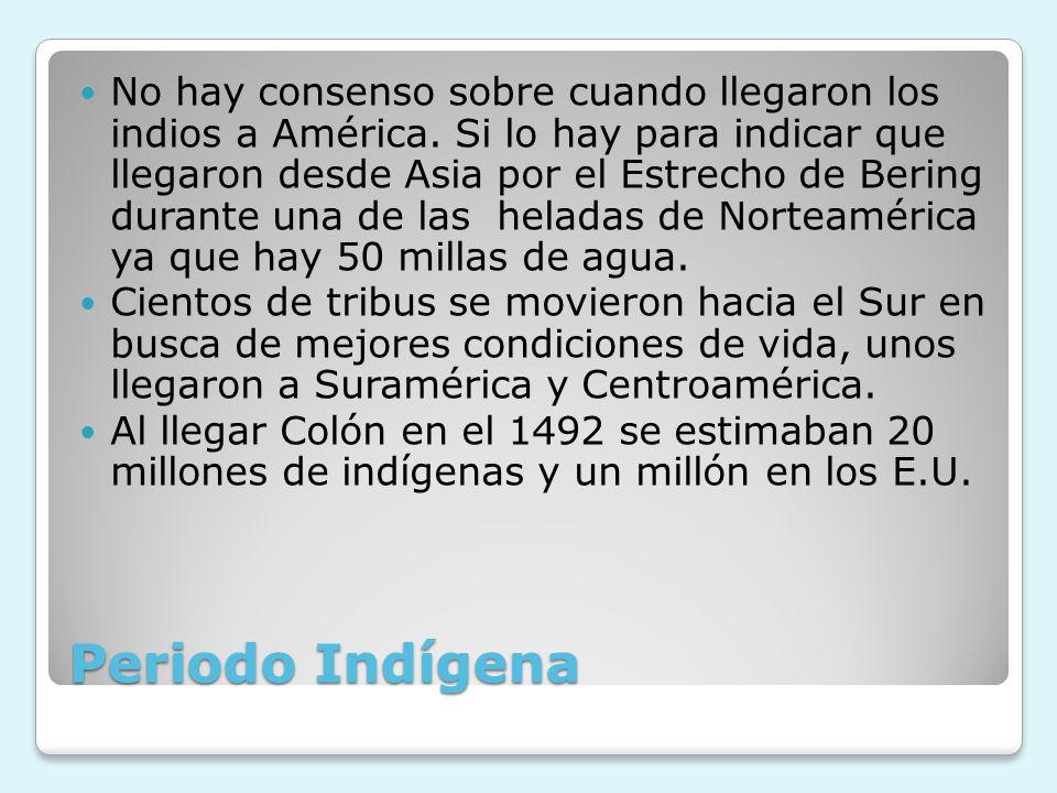 No hay consenso sobre cuando llegaron los indios a América