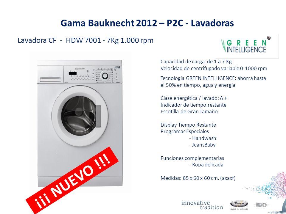 P2c ppt descargar - Lavadora bauknecht ...