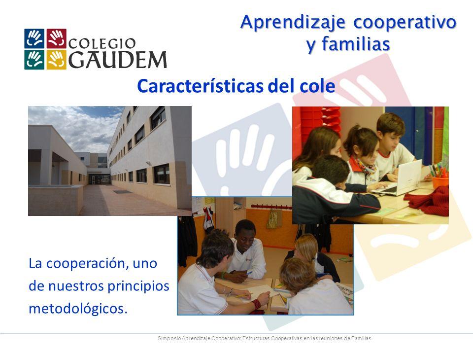 Aprendizaje cooperativo y familias