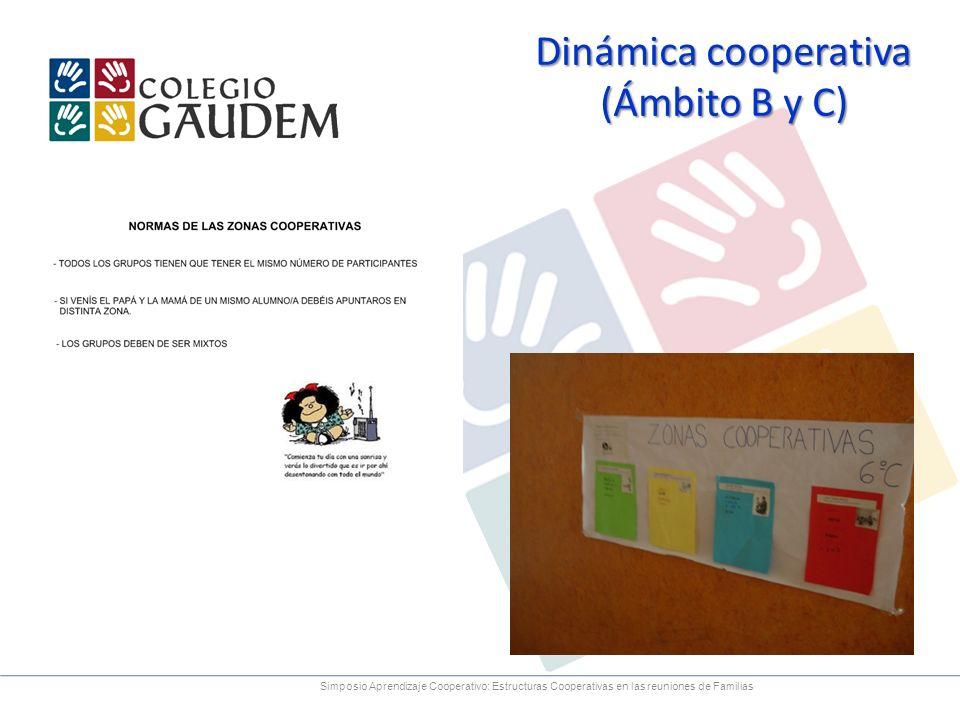 Dinámica cooperativa (Ámbito B y C)