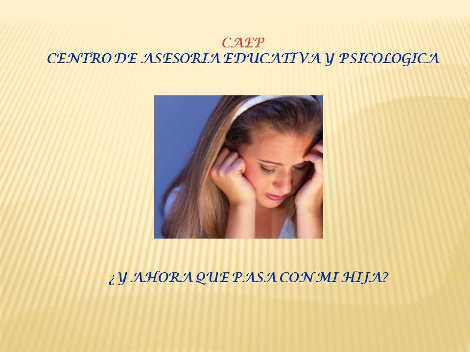 CENTRO DE ASESORIA EDUCATIVA Y PSICOLOGICA