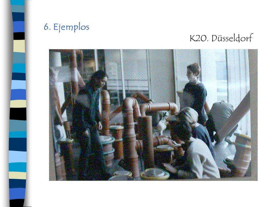 6. Ejemplos K20. Düsseldorf