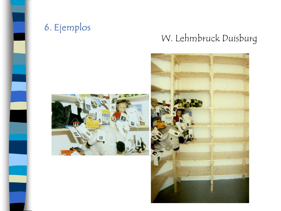 6. Ejemplos W. Lehmbruck Duisburg