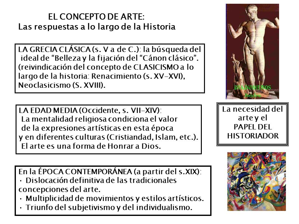 Qu es el arte ppt descargar for Epoca contemporanea definicion