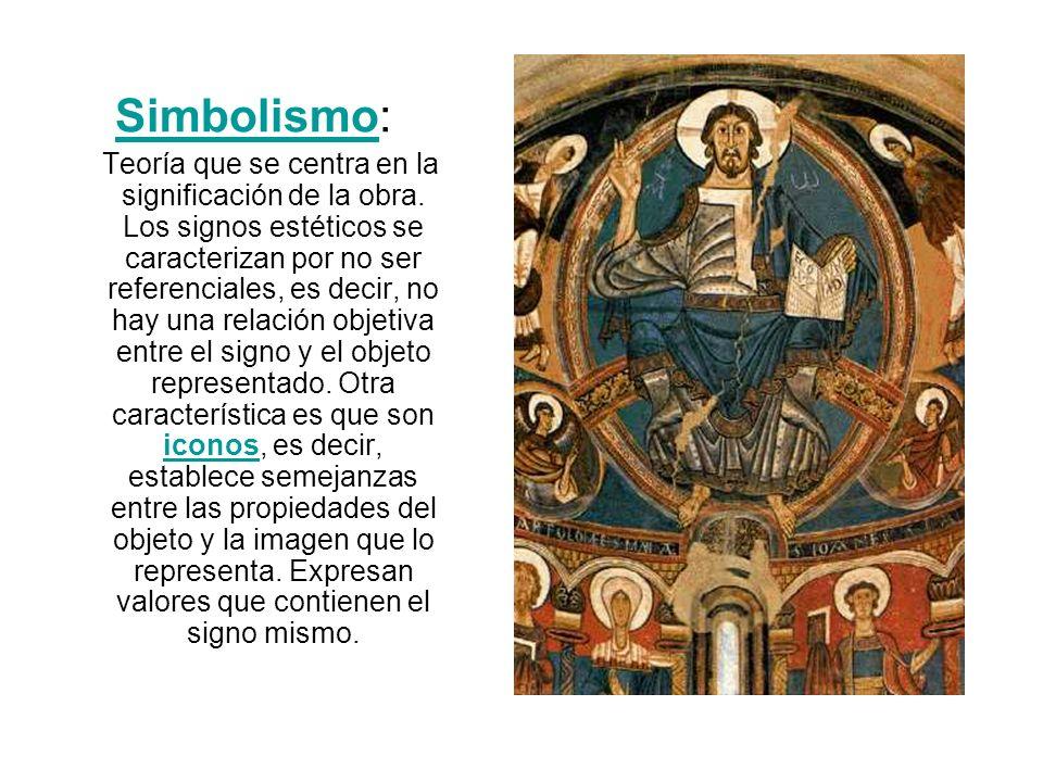 Simbolismo: