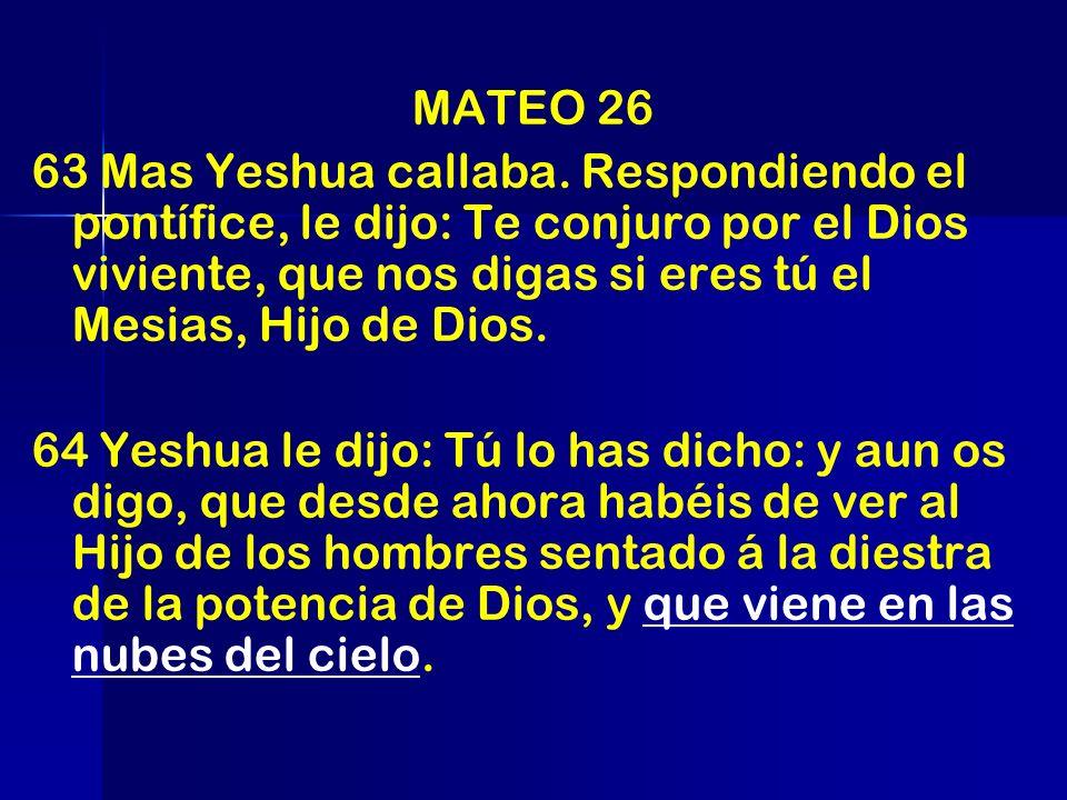 MATEO 26