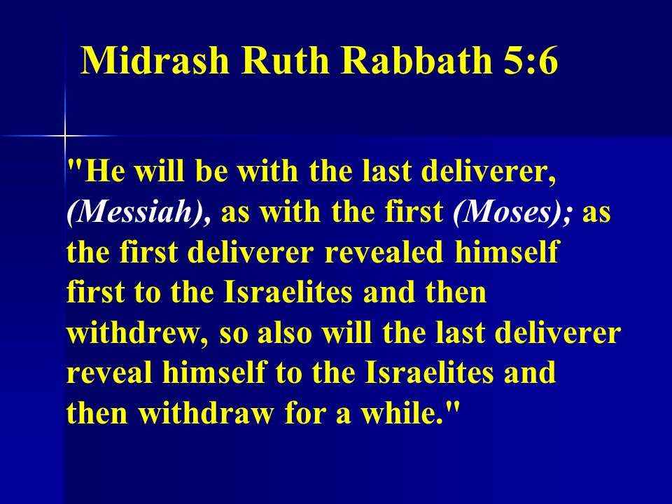 Midrash Ruth Rabbath 5:6