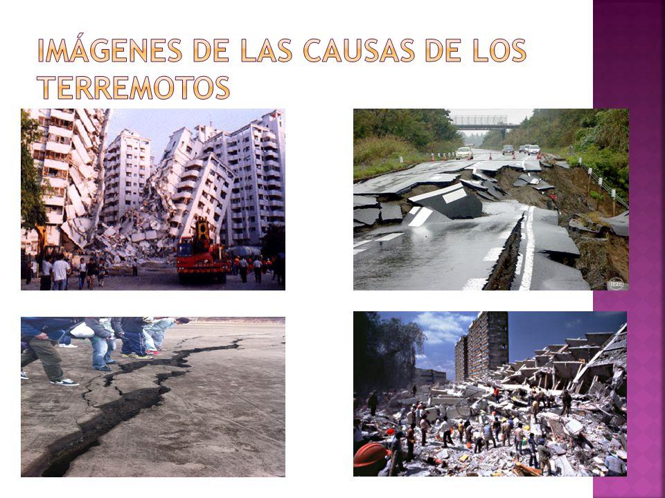 Imágenes de las Causas de los Terremotos