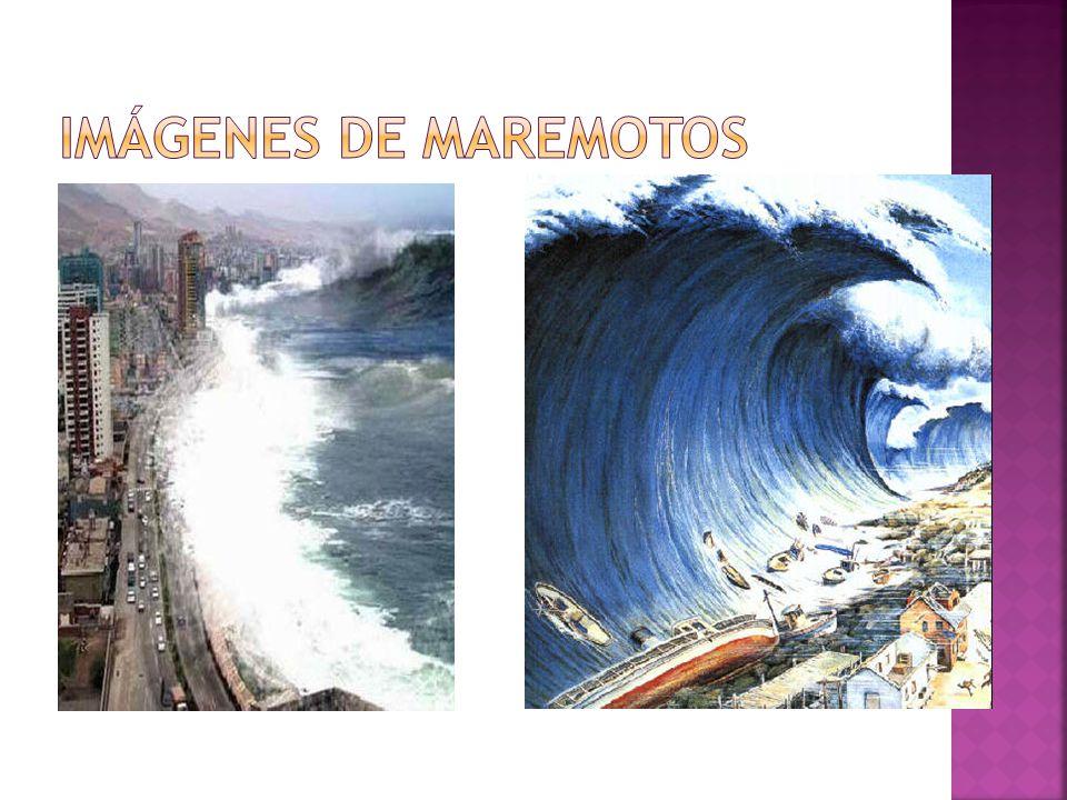 Imágenes de Maremotos