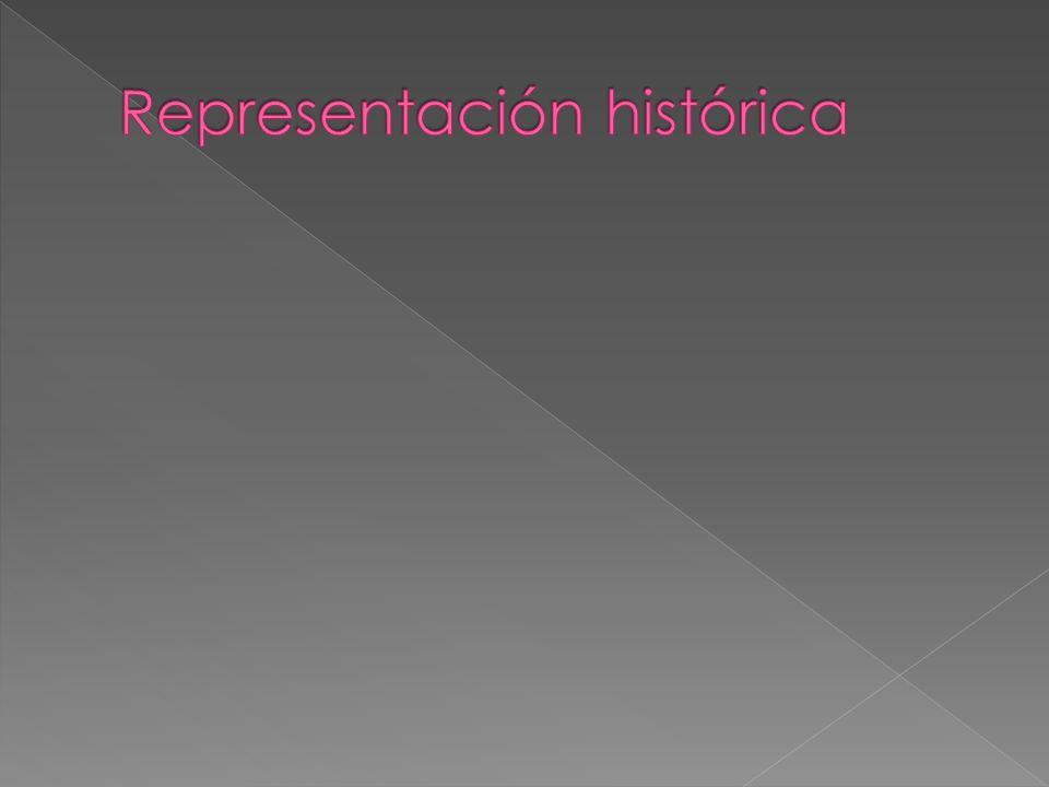 Representación histórica