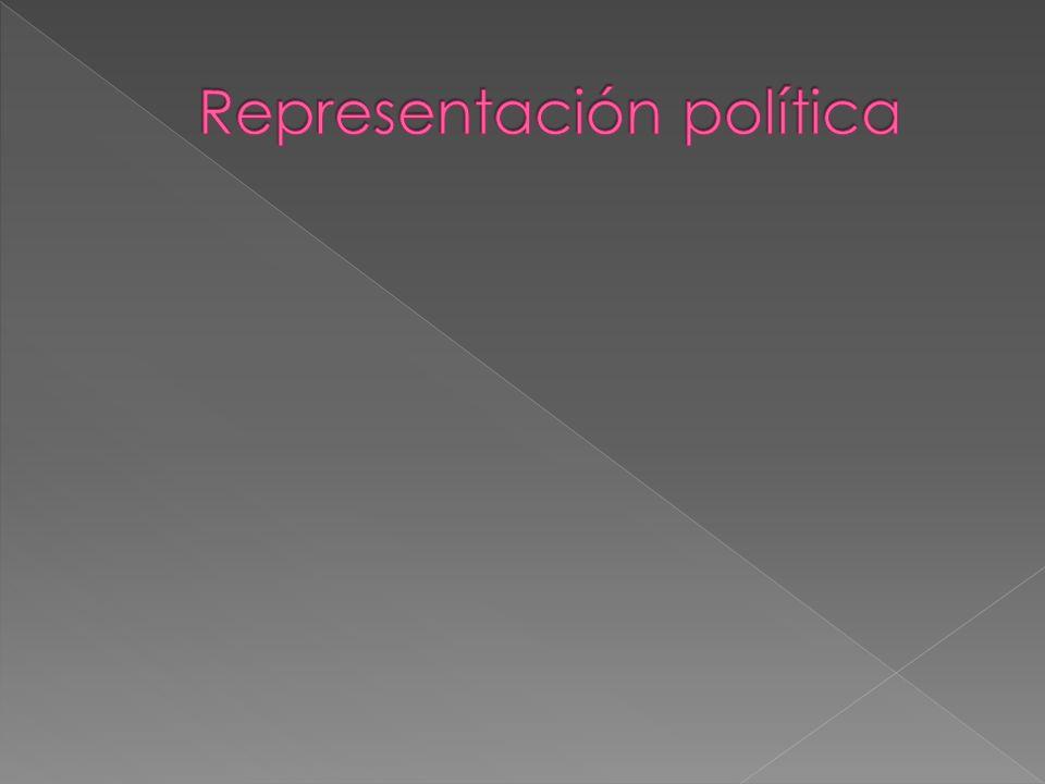Representación política
