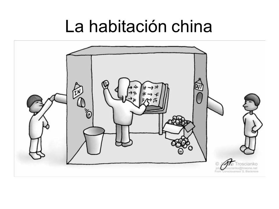 La habitación china