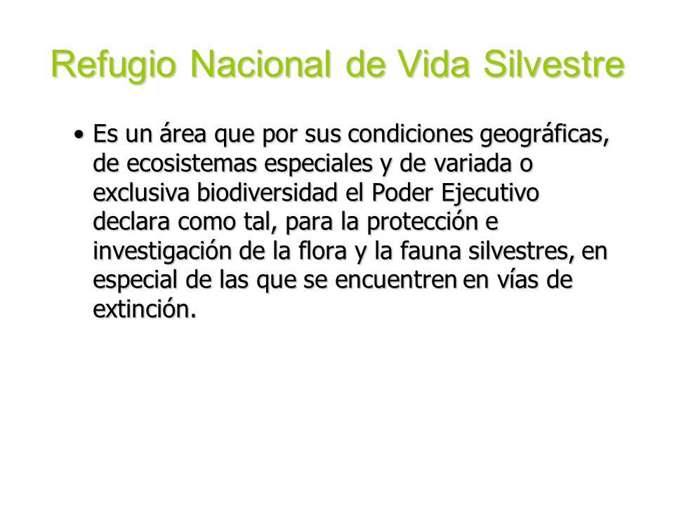 Refugio Nacional de Vida Silvestre