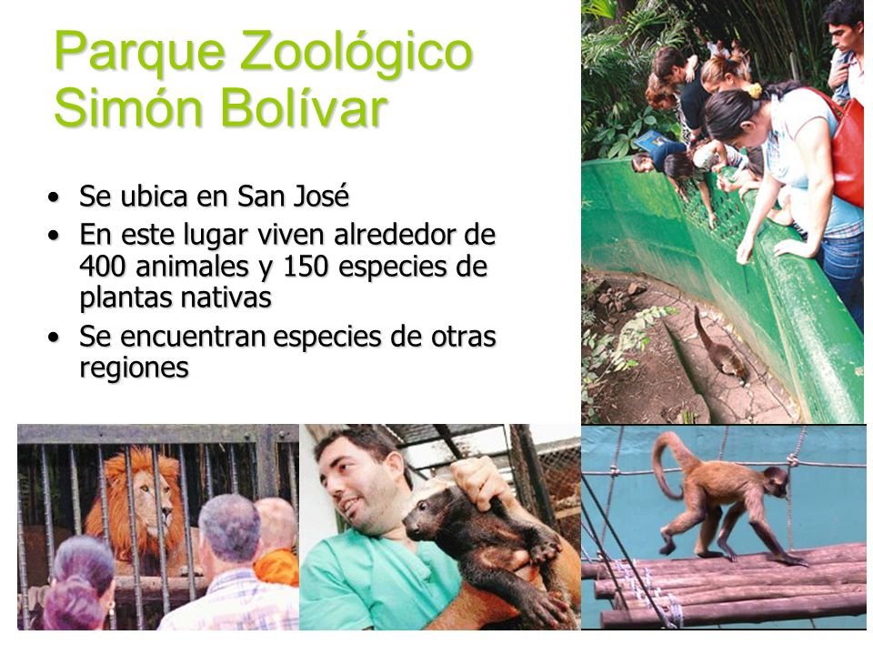Parque Zoológico Simón Bolívar
