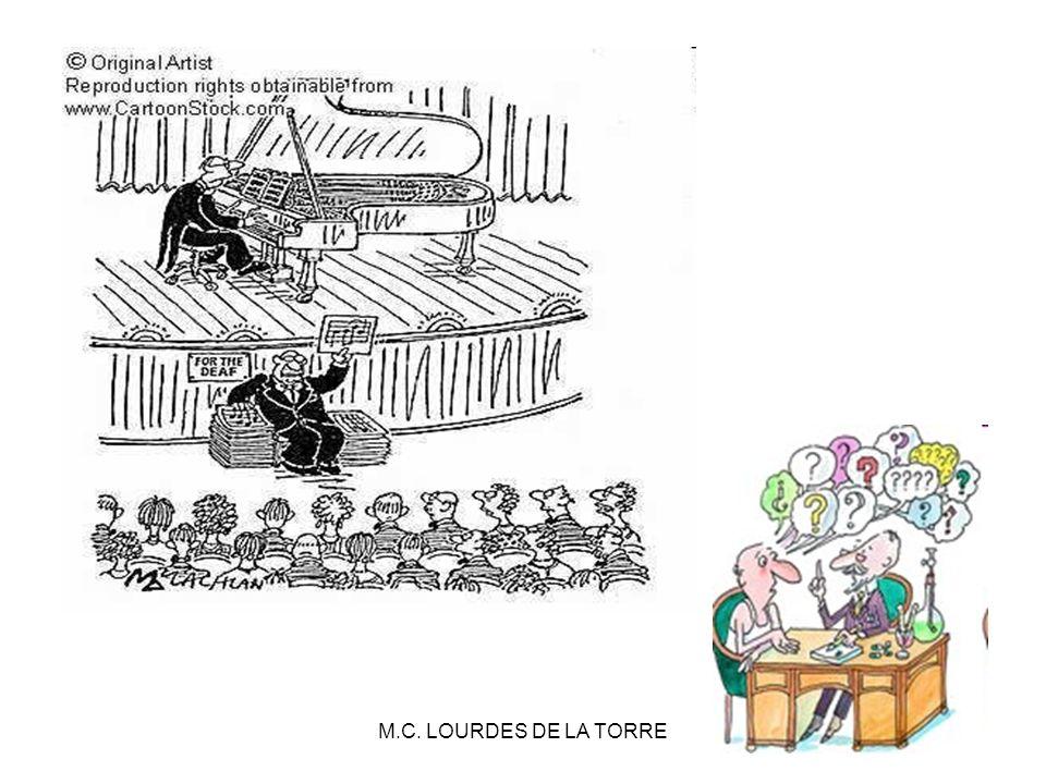 M.C. LOURDES DE LA TORRE