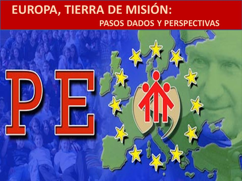 EUROPA, TIERRA DE MISIÓN: