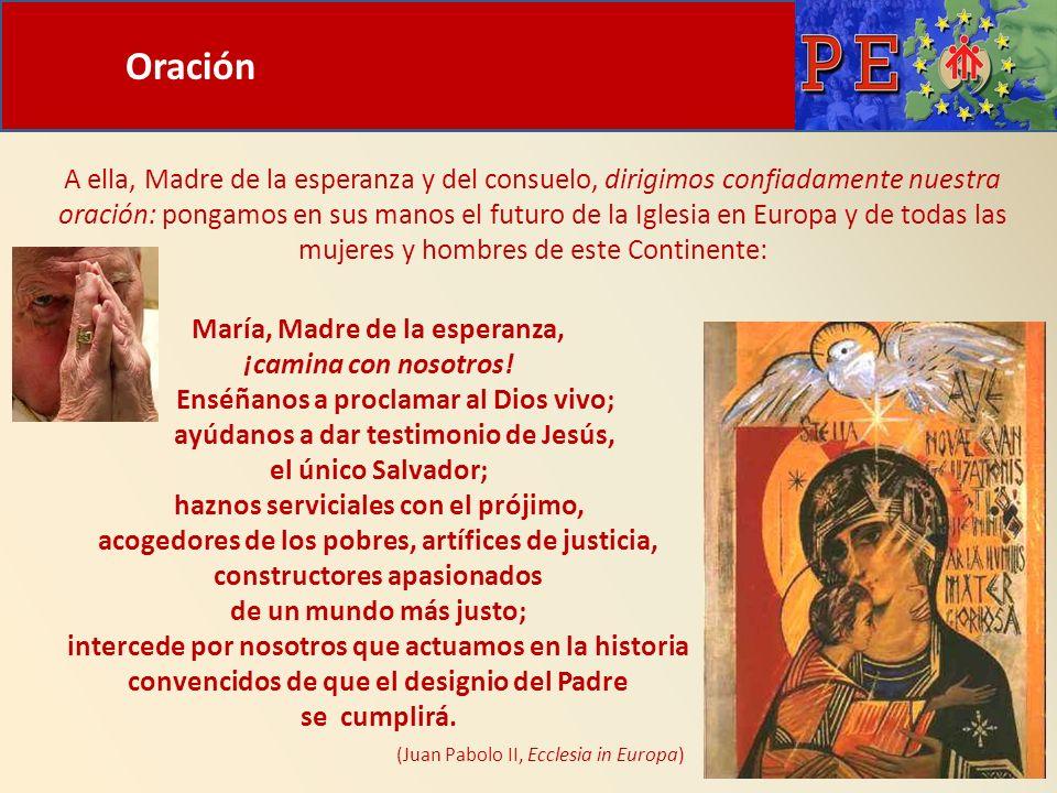 (Juan Pabolo II, Ecclesia in Europa)