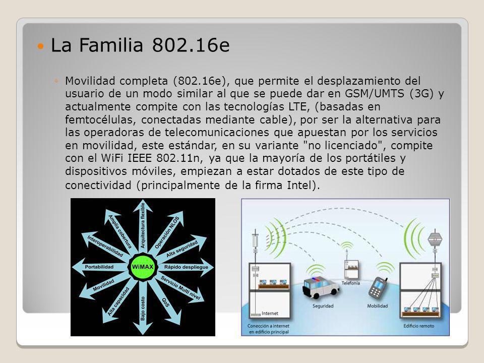 La Familia 802.16e