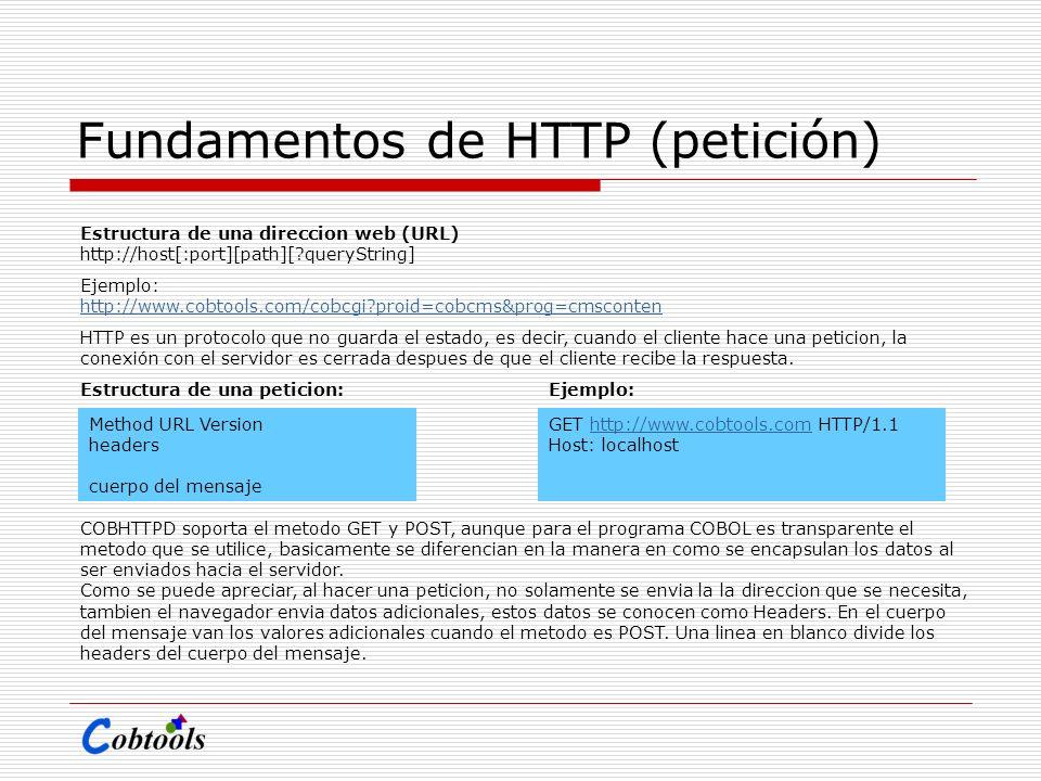 Fundamentos de HTTP (petición)