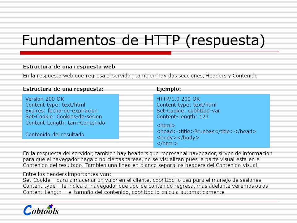 Fundamentos de HTTP (respuesta)