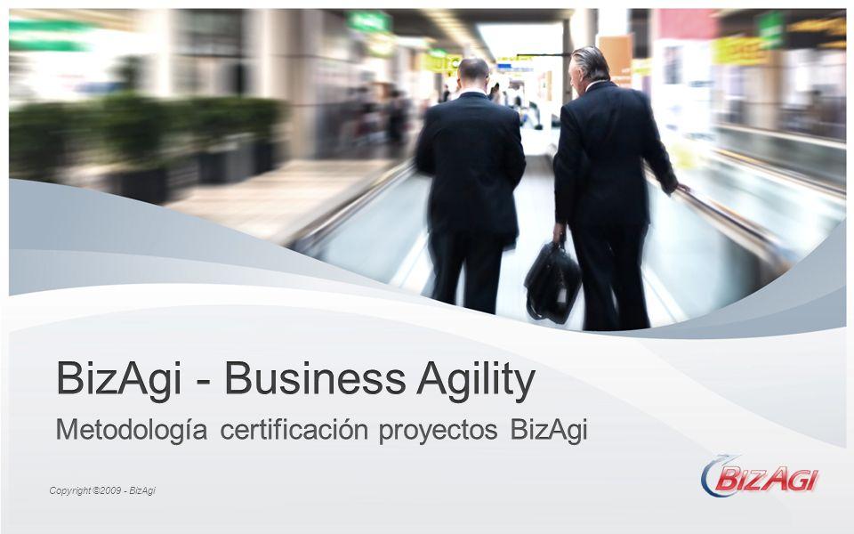 BizAgi - Business Agility
