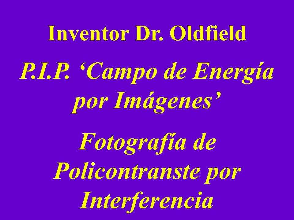 P.I.P. 'Campo de Energía por Imágenes'