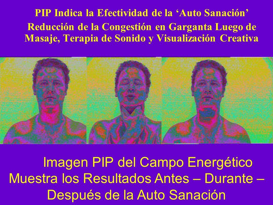 PIP Indica la Efectividad de la 'Auto Sanación'