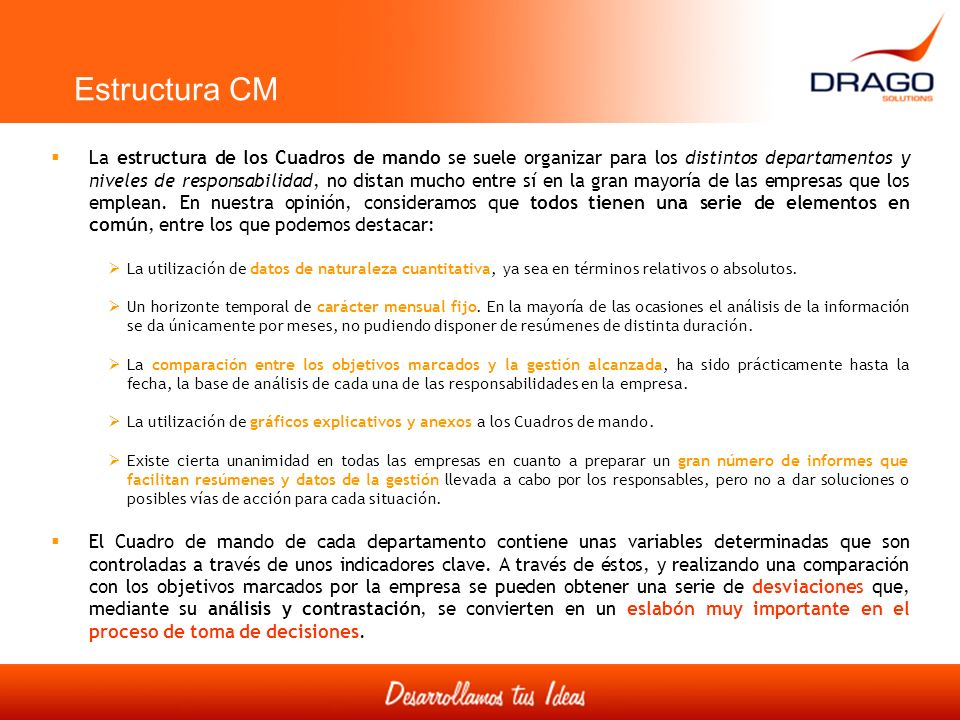 Estructura CM